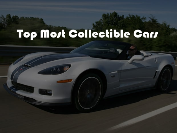 top most collectible cars