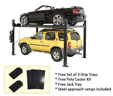 Auto Lift Car-Park-8 Review