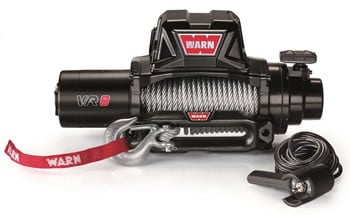 WARN 86245 VR8000 8,000 lb Winch Review