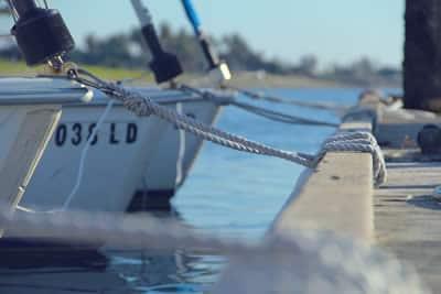 nylon anchor line